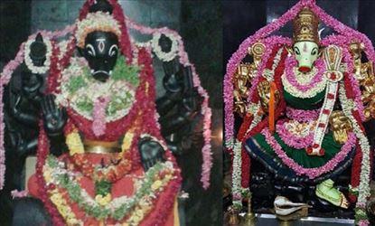 'ఉగ్ర వారాహీ అమ్మ'వారి దేవాలయం-వారణాశి