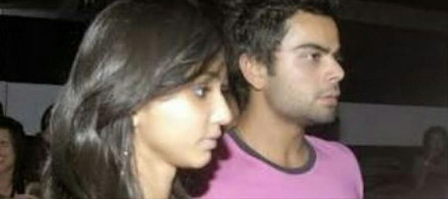 Anushkaaaaa!!!!Virat with another girl!! Caught in Click!!