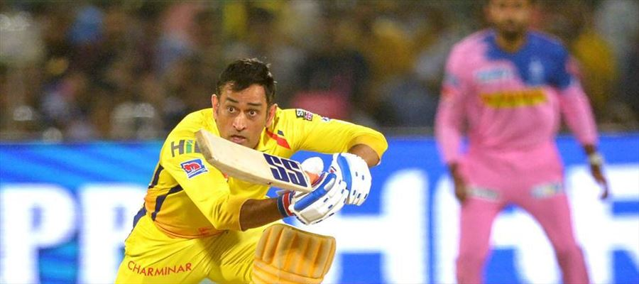 MS Dhoni gets a new record!