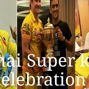 Csk vs Srh | Shane Watson Celebration inside Dressing room