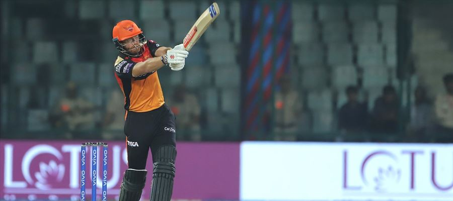 #DCvSRH - Sunrisers secure an easy victory against DC