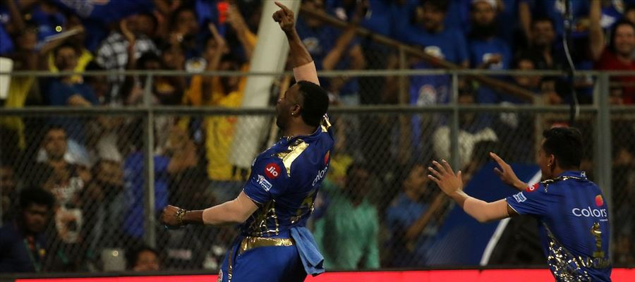 #MIvCSK - CSK loses due to Dhoni's slow innings!