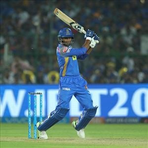 #RRvMI - Gowtham gifts a last over thrilling win for Rajasthan Royals