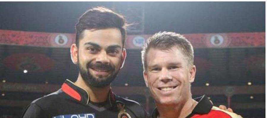 David Warner added feather to his cap in the IPL 2017