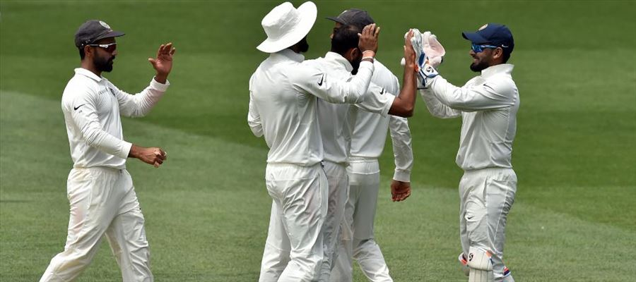 #AUSvIND - In the History of Cricket, this is the First time India has won the First Test against Australia in Australia
