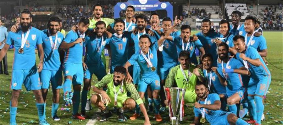MEDIA AND SPONSORS  IGNORES INDIAN FOOTBALL