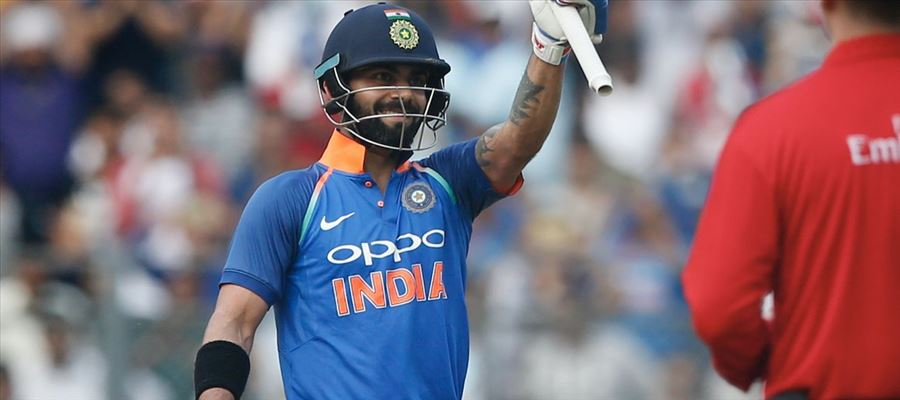 Kohli's 31st Ton goes in Vain as India loses the first ODI against New Zealand