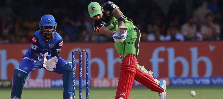 Kohli's RCB is the first IPL team to lose first six matches in a row since 2013