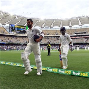#AUSVIND - Can Kohli and Rahane give India the lead?