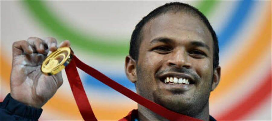 TN Weightlifter qualifies for Rio Olympics.