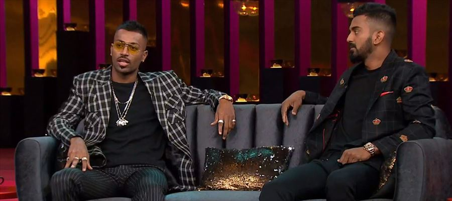 Hardik Pandya's Koffee with Karan episode deleted by Hotstar