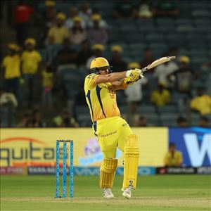 #CSKvRR - Watson's clinical knock gets another win for CSK!