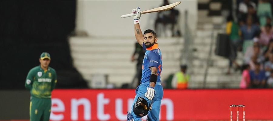 #SAvIND - Virat Kohli and his Men stops South Africa's 17-game winning streak