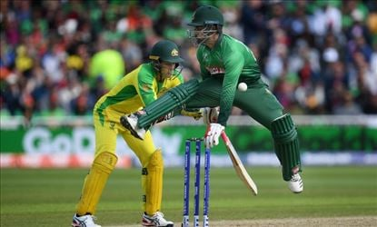 ICC Cricket World Cup 2019 Australia Vs Bangladesh Set 2