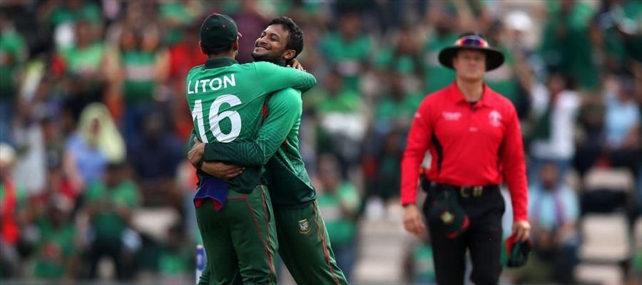 ICC Cricket World Cup 2019 Bangladesh Vs Afghanistan Set 2