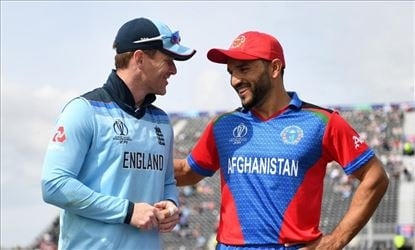 ICC Cricket World Cup 2019 England Vs Afghanistan Set 1