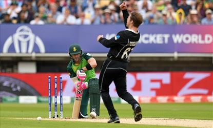 ICC Cricket World Cup 2019 New Zealand Vs South Africa Set 1