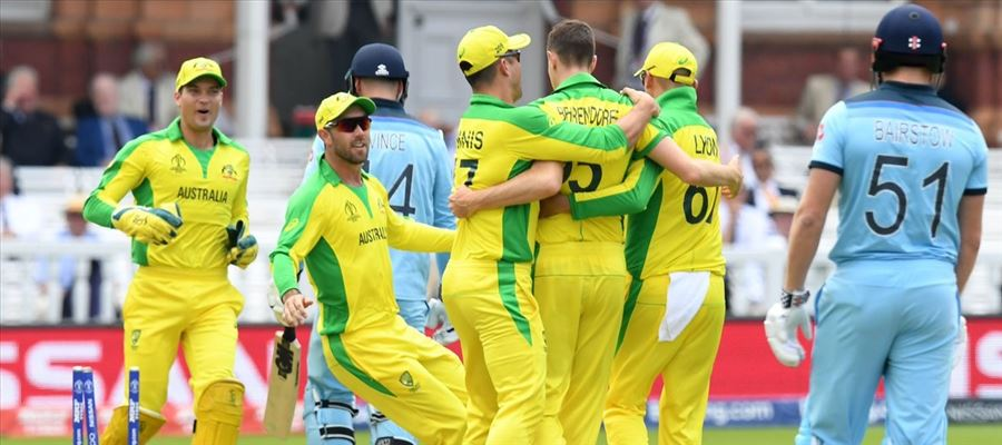 ICC Cricket World Cup England Vs Australia Set 2