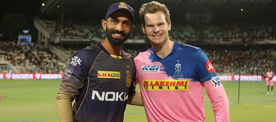 #KKRvRR - Dinesh Karthik misses Century and KKR loses 6 matches in a Row!