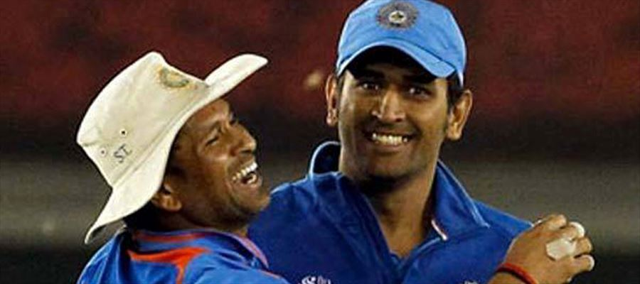 Dhoni loyalists Troll Sachin Tendulkar after he criticized Dhoni for his slow-paced innings against Afghanistan