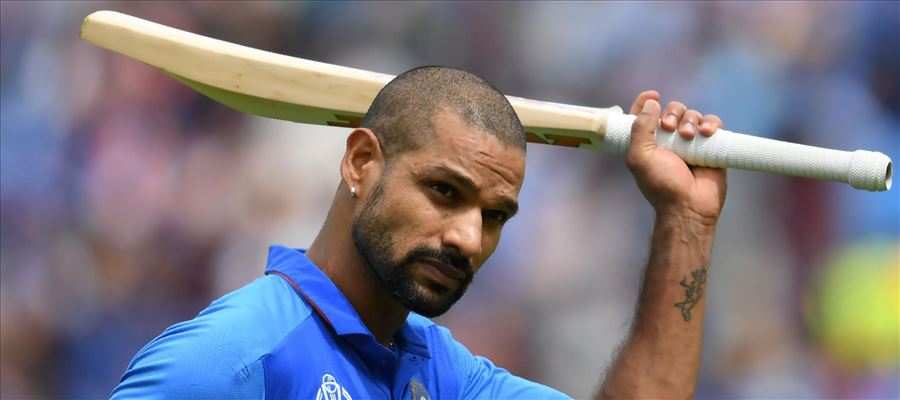 Shikar Dhawan To Be Back by 30th of this Month?