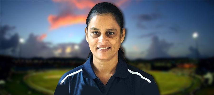 Rajahmundry Lady Becomes the First Woman Cricket Referee
