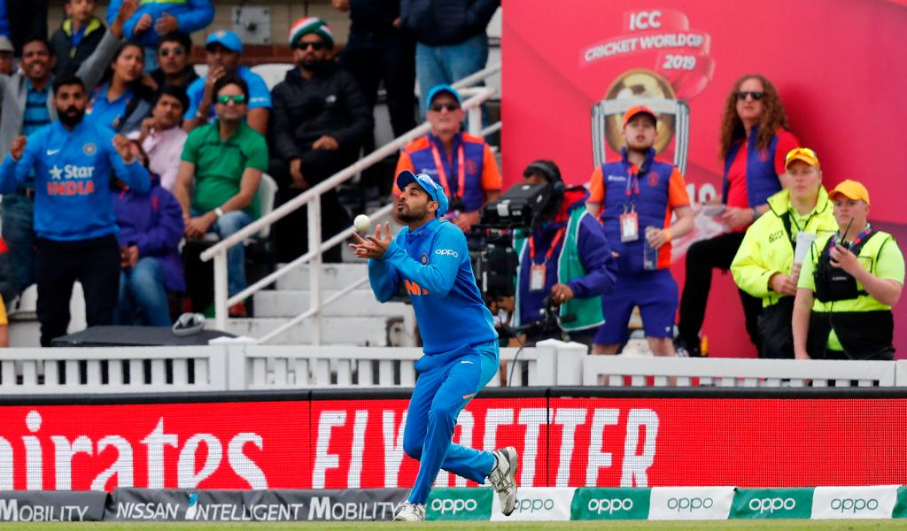 ICC Cricket World Cup 2019 India Vs Australia At The Oval