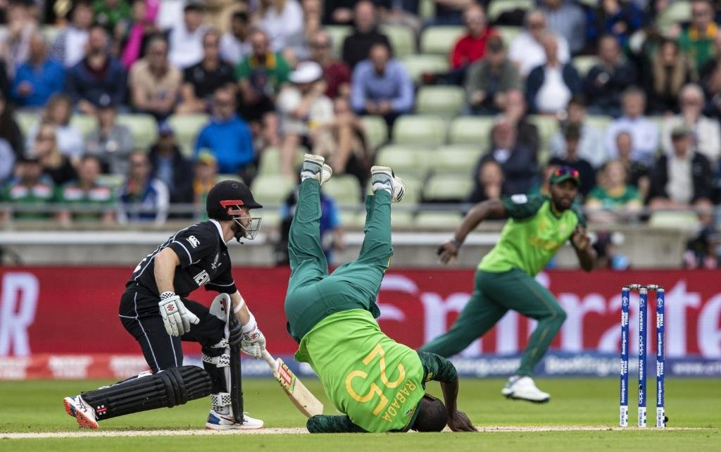ICC Cricket World Cup 2019 New Zealand Vs South Africa Set 2