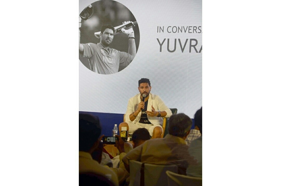 In Conversation With Yuvraj