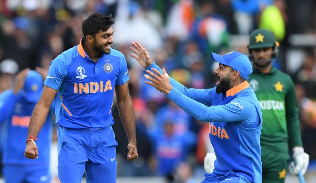 More Than 41 Photos of India Winning Against Pakistan In ICC Cricket World Cup