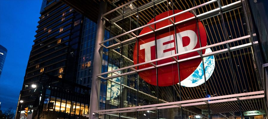 TED this year's conference has kicked off in Vancouver