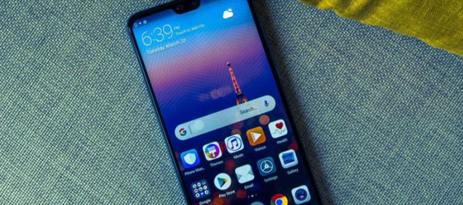 Huawei Technologies ability to run phone operating system
