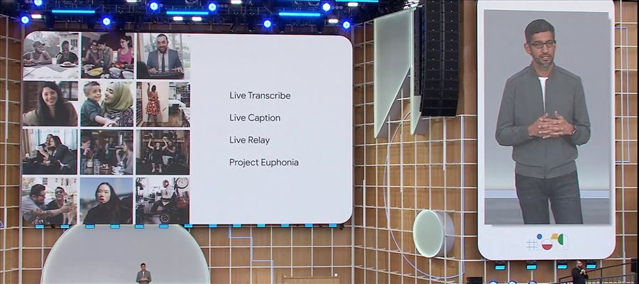 Google launches speech recognition software for people with voice impairments