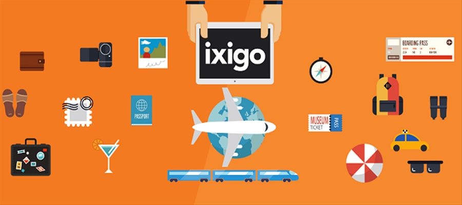 ixigo Named the Fastest Growing Mobile Travel App in India