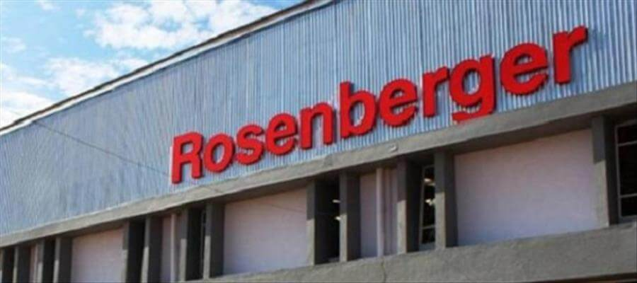 Rosenberger Showcases its Cutting Edge Technology at the Mobile World Congress 2017