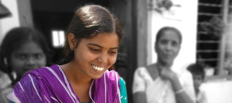 Will this Telangana women vote saying that no government helped her family?