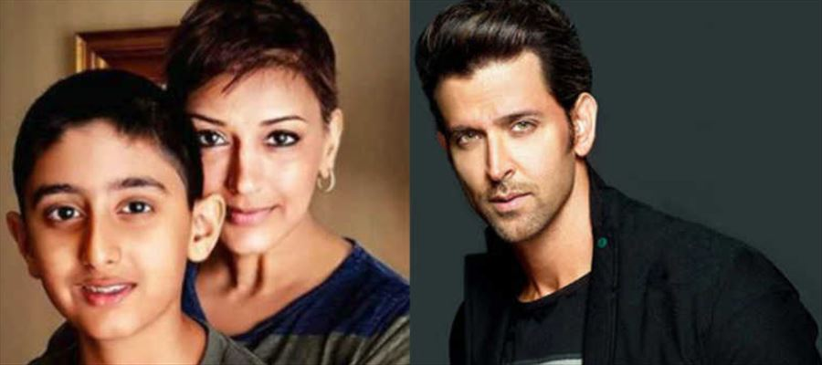 Sonali Bendre had fun with Hrithik Roshan Family last weekend