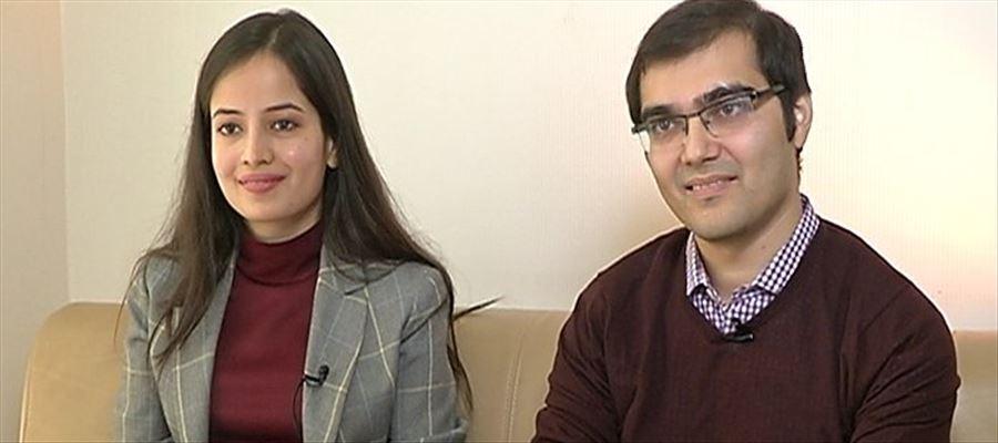 Pranshu Bandari a highly successful woman entrepreneur