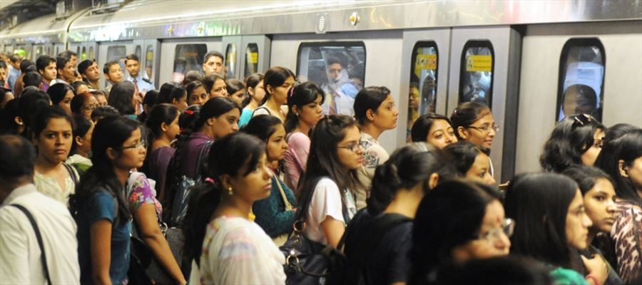 Why only 9% Indian Women feel Indian Public transport is safe?