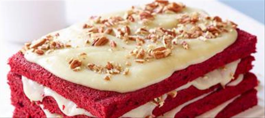 How to make Red Velvet Plum Cake The Ultimate Christmas Cake
