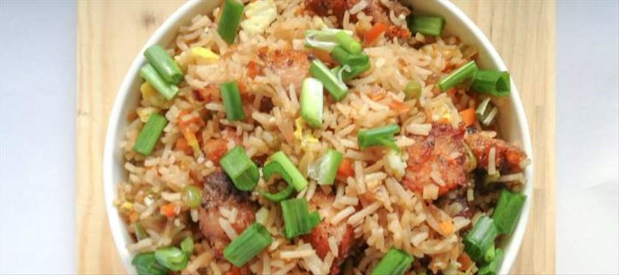 How to make fried rice ccuart Image collections