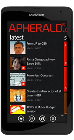 APHERALD for Windows Phone