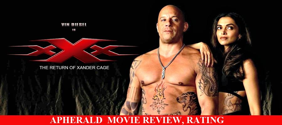 XXX Return of The Xander Cage Movie Review, Rating